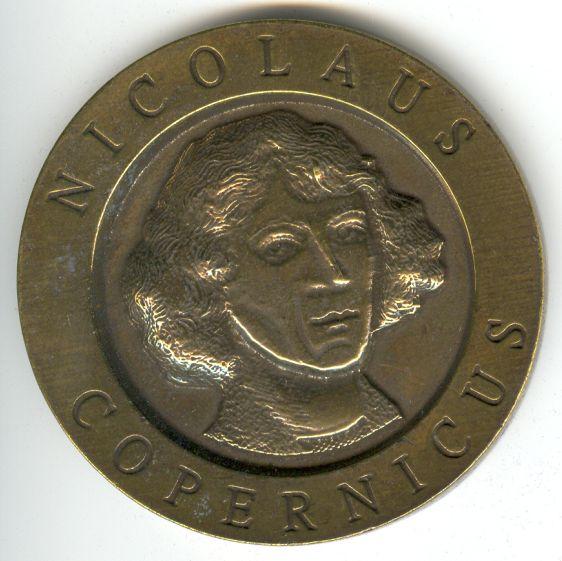 medal kopernik