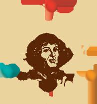 Szkoła Podstawowa Nr 1 im. Mikołaja Kopernika w Porąbce Logo